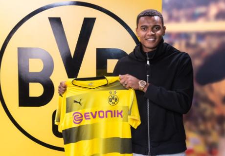 Hivatalos: Megvan a Dortmund új igazolása