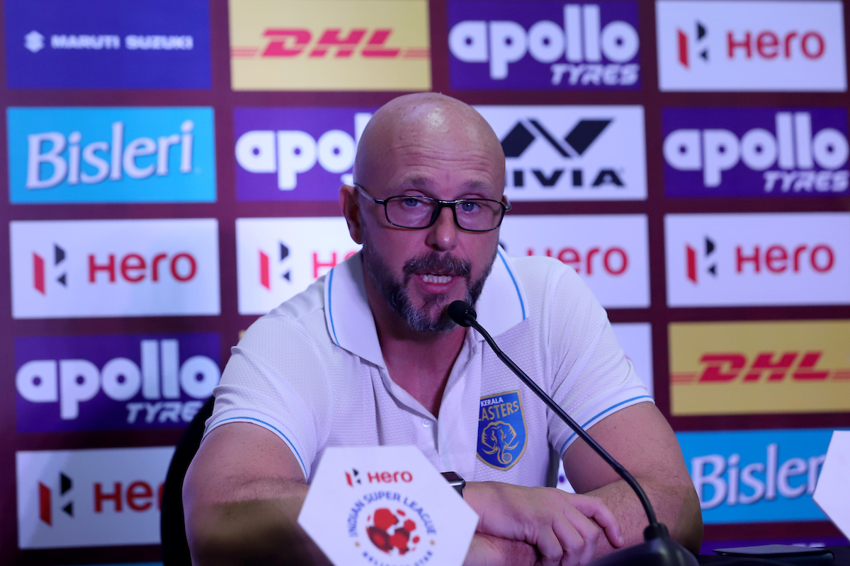 ISL 2019-20: Eelco Schattorie - It is a difficult period for Kerala Blasters