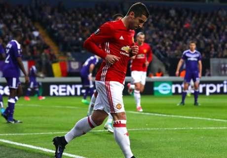 Europa League: Man.Utd fica só no 1 a 1
