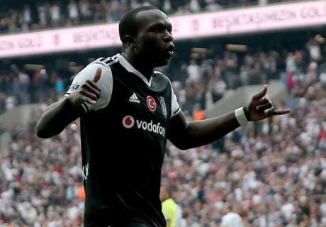 Benitez wants Aboubakar