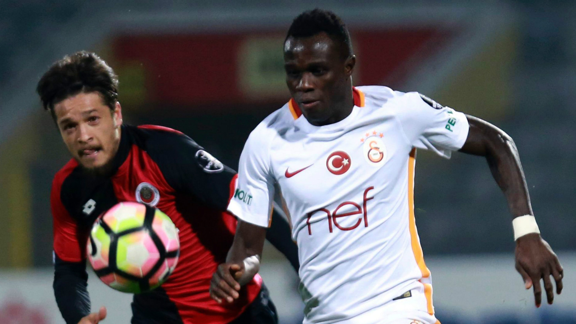 Galatasaray insist star winger Bruma has NOT agreed £12m Spurs switch