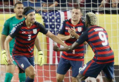 U.S. will rely on depth in Gold Cup
