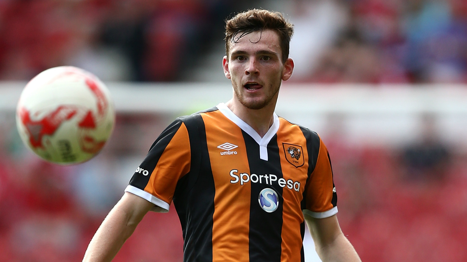 Liverpool step closer in attempt to sign Hull City defender
