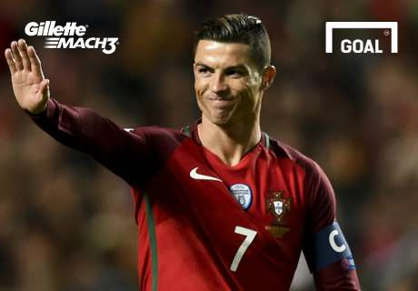 CR7 nabs Player of The Week title
