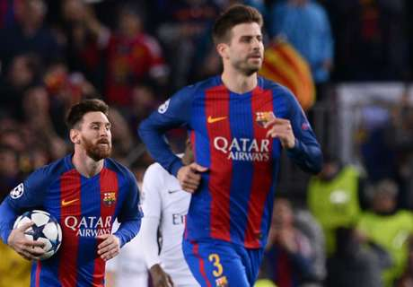 Barca back Pique in Madrid controversy
