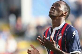 Nwankwo deserves some accolades! Crotone striker keeps fine run going against Udinese