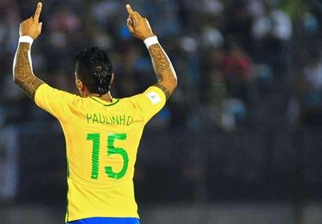 Paulinho no sería un problema