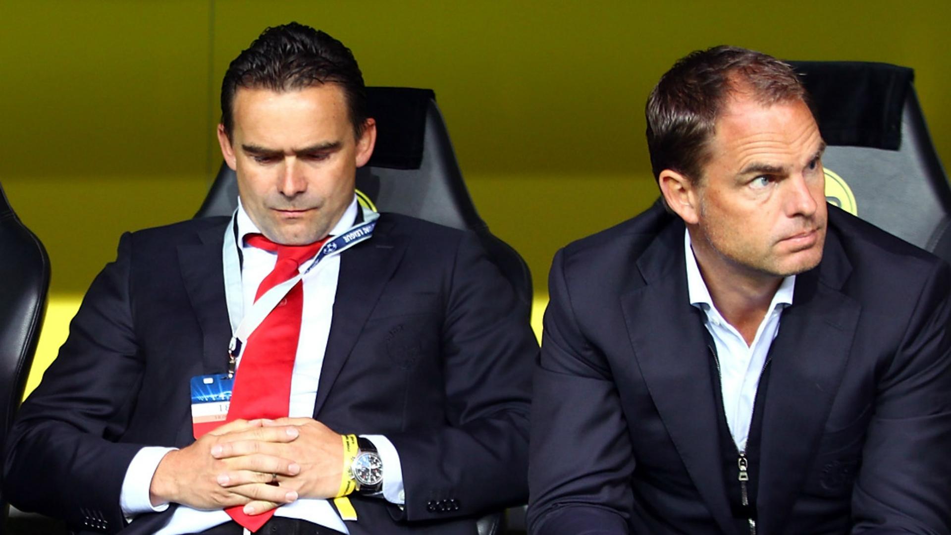 Marc Overmars Ajax