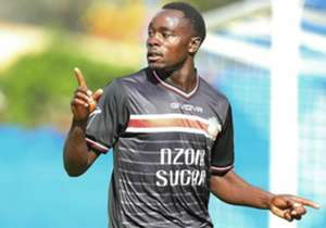 Elvis Rupia - Nzoia Sugar: (6 goals)