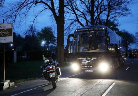 Arrestatie inzake Dortmund-bus