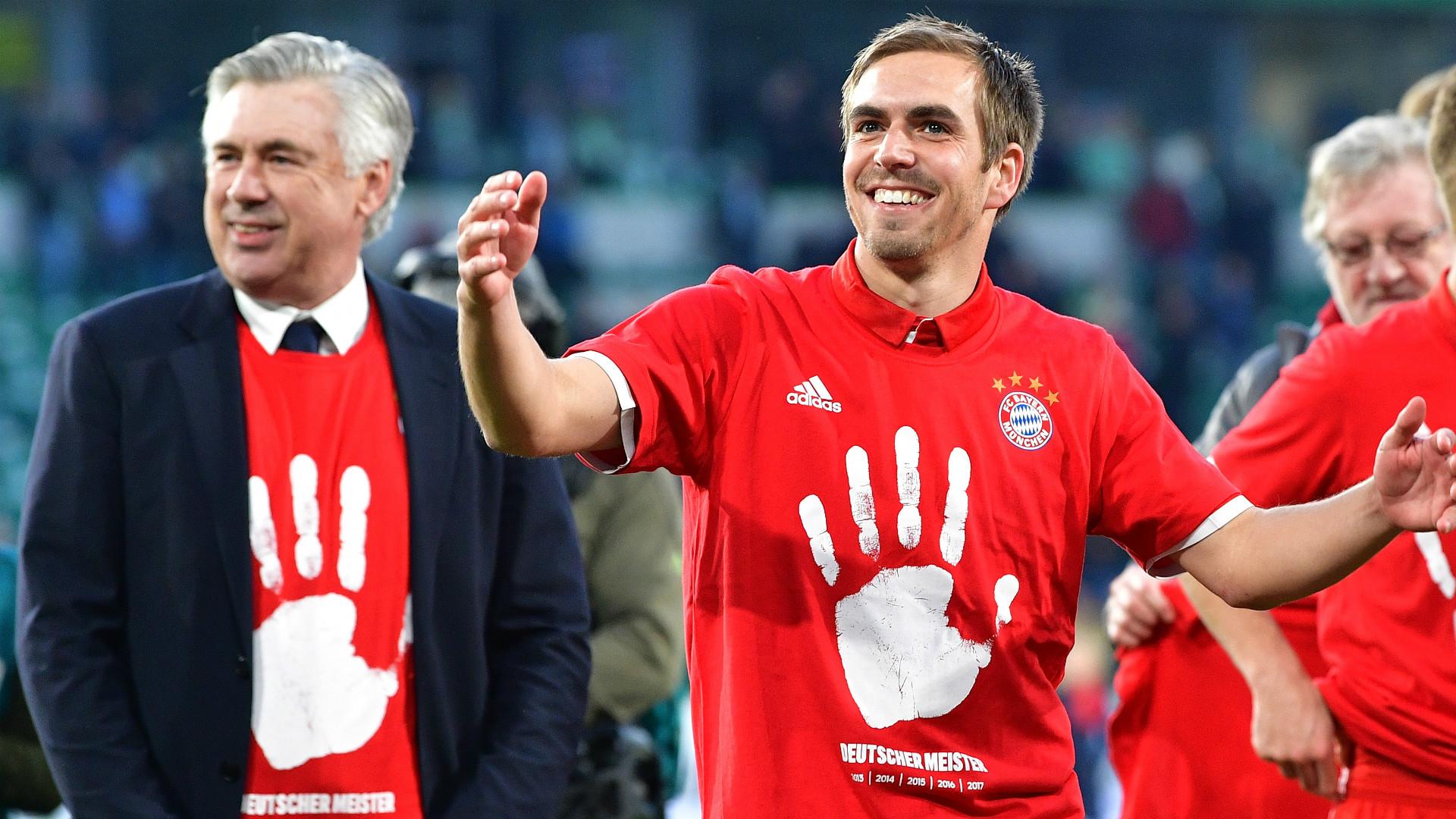 Philipp Lahm Bayern Munich Bundesliga