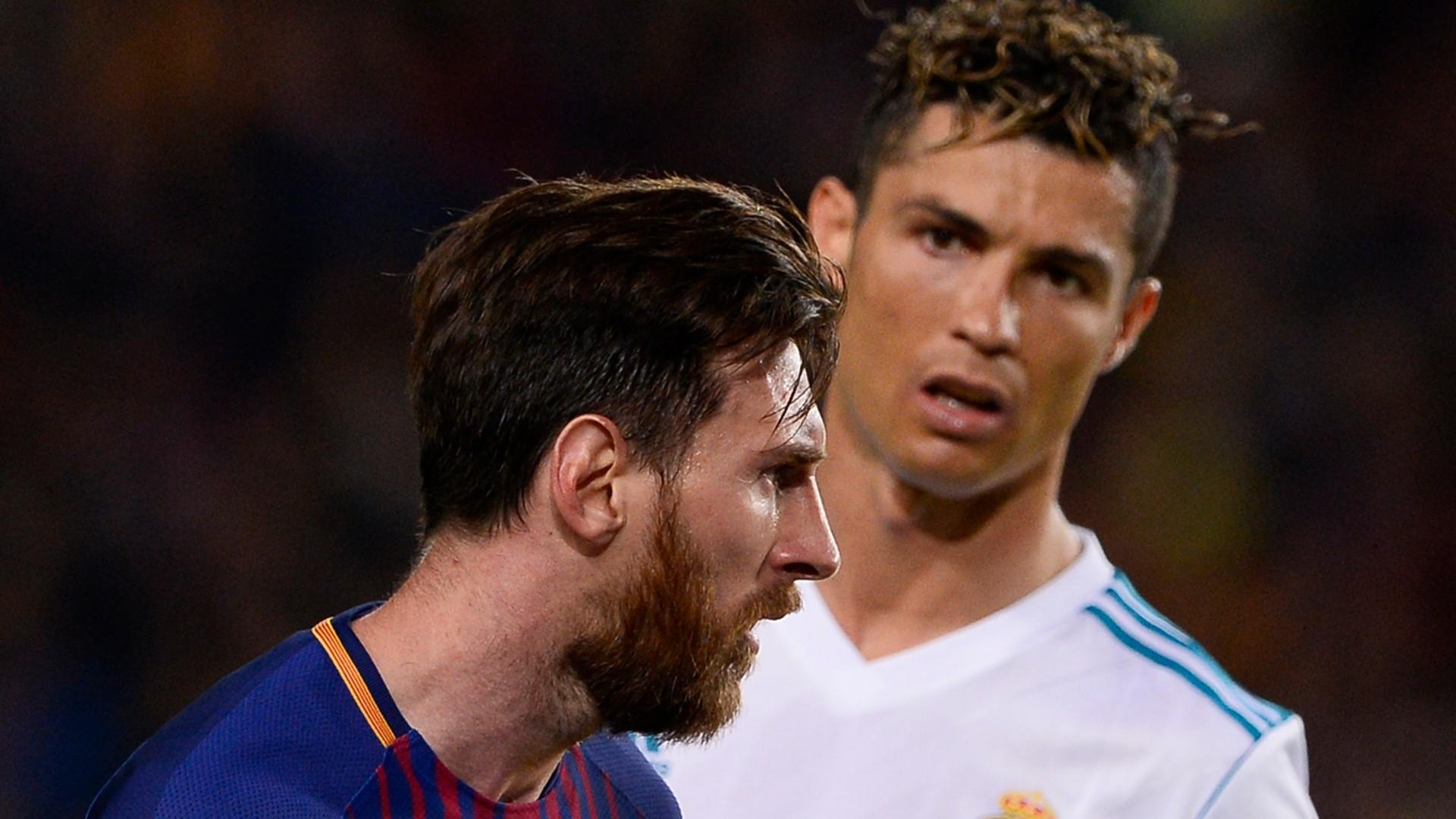 """Cristiano Ronaldo sur Lionel Messi : """"La différence, c'est que j'ai gagné la Ligue des champions avec différents clubs"""""""