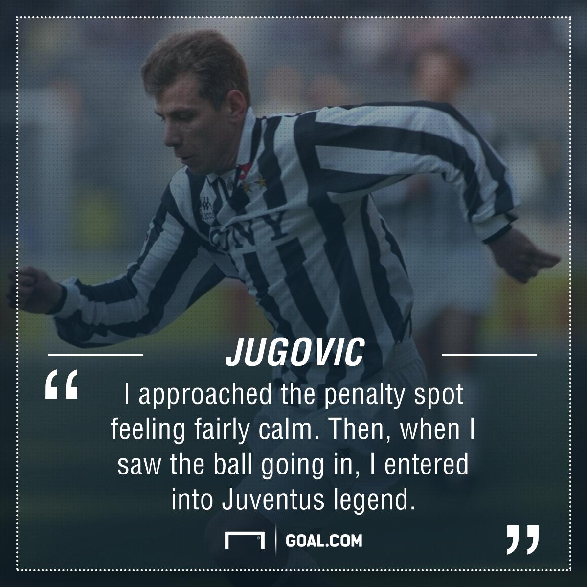 Vladimir Jugovic Juventus PS