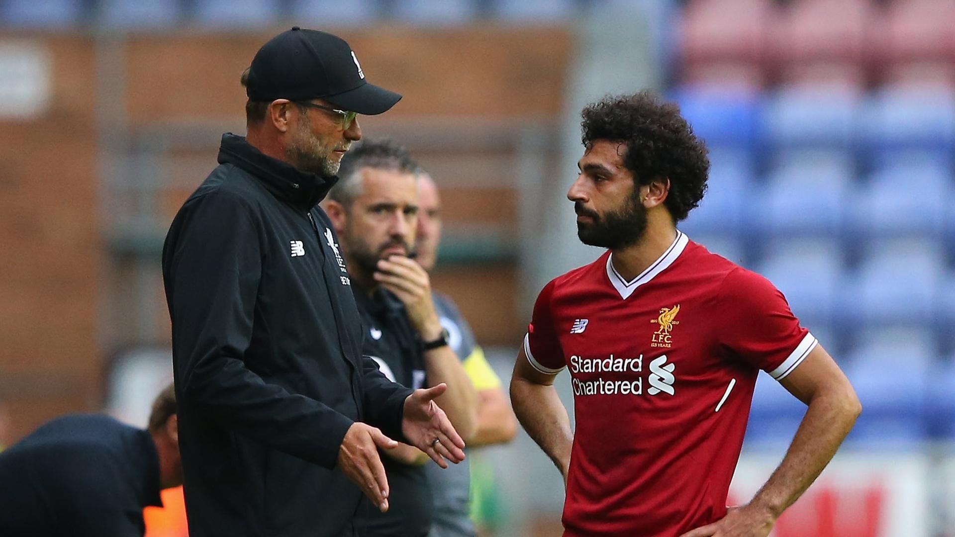 Jurgen Klopp, Mohamed Salah