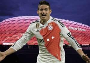 James Rodriguez is de nieuwste Zuid-Amerikaan bij Bayern München, een reden voor ons om alle Latijns-Amerikanen voor je op een rij te zetten.