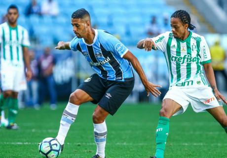 Palmeiras e Santos vencem e pressionam Corinthians; Galo e Bahia batem rivais