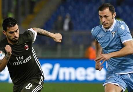 Serie A: Lazio verschenkt Sieg