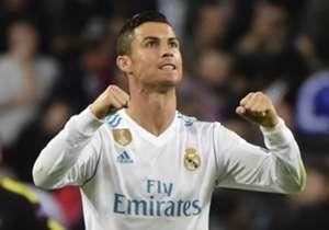 1) Cristiano Ronaldo (PORTOGALLO) 113 goal - Real Madrid, Manchester United