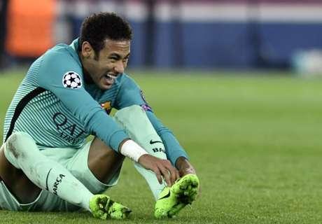 Neymar krijgt op 15 maart uitsluitsel