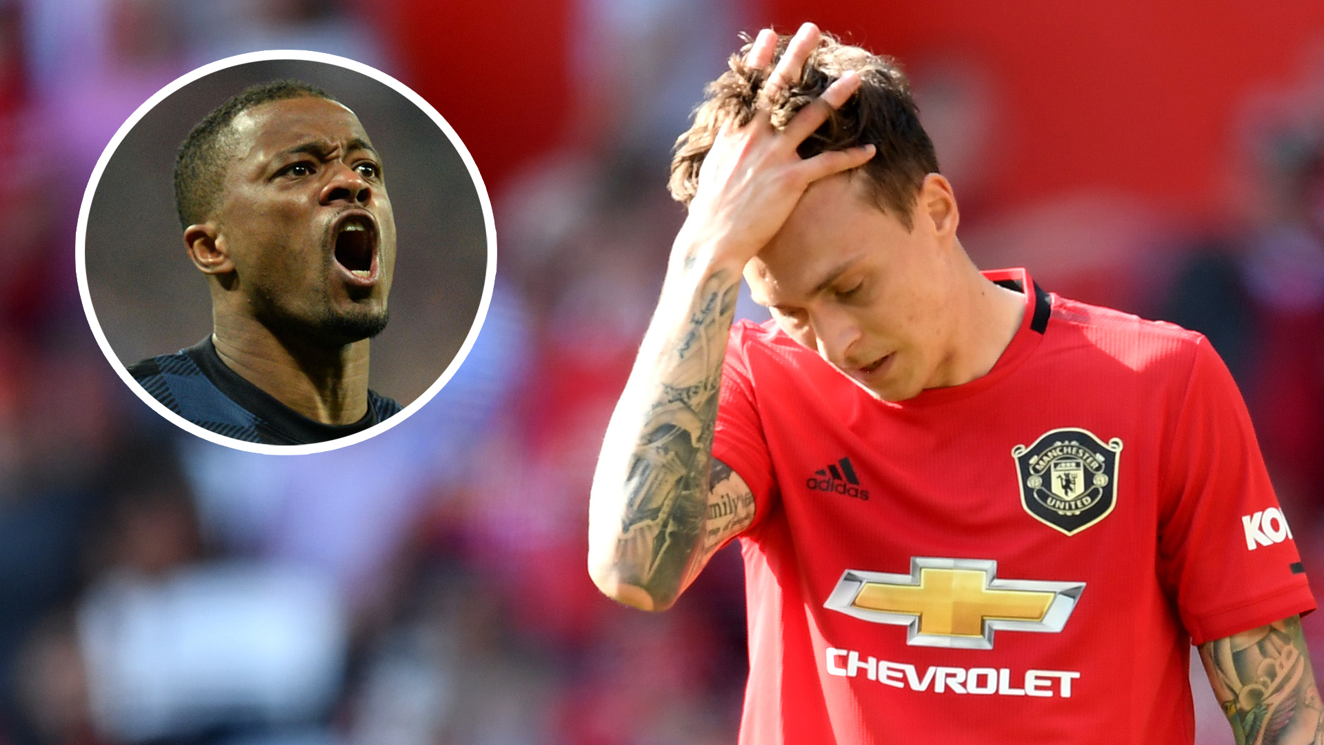 'It's killing me!' - Evra hurt by lack of respect for Man Utd & predicts when things will improve