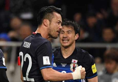 PPD 2018 Asia: Jepang Lumat Thailand