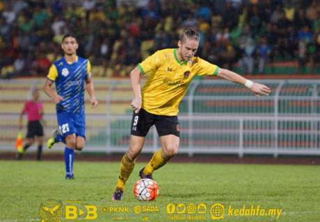 Ken Ilsø: 'Malaysian league is tougher than S-League, and I'm now with a better team'
