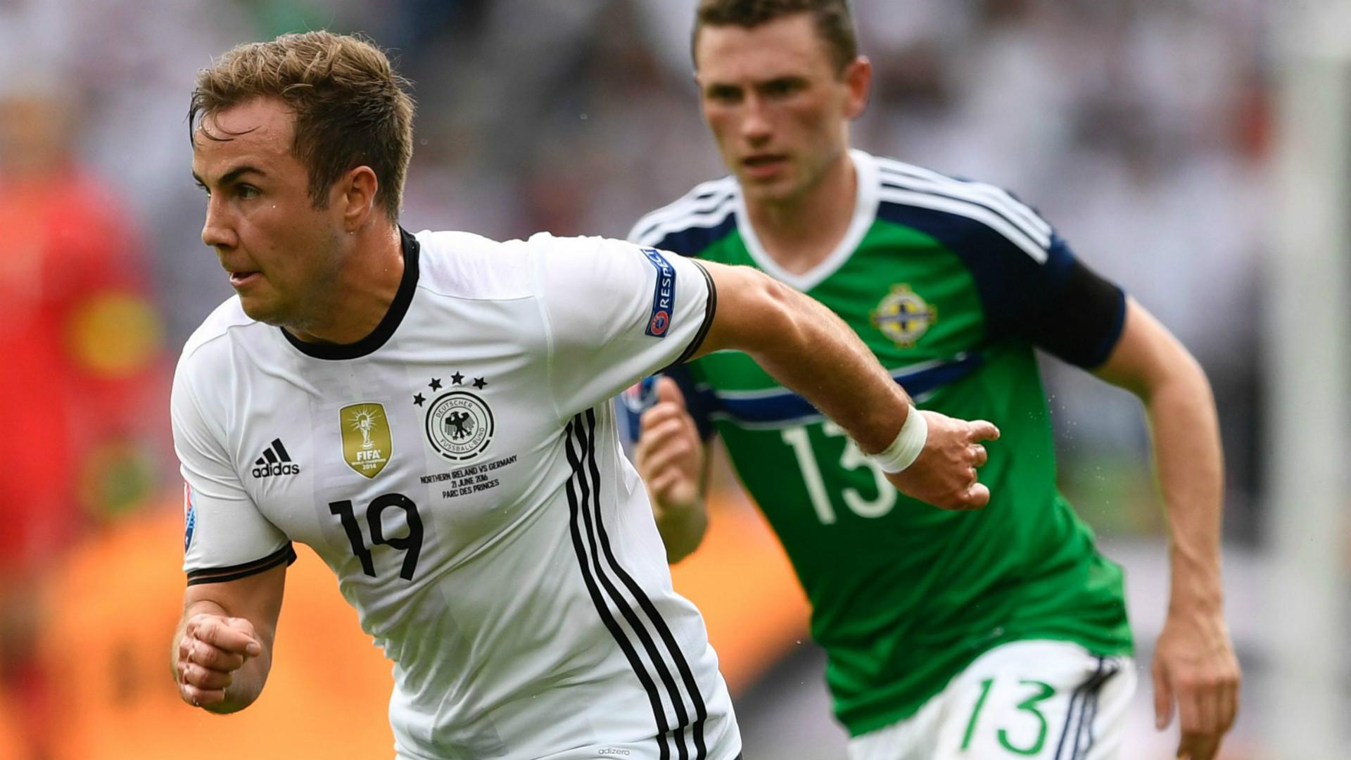 Coupe des Confédérations - Allemagne : Mario Götze est déjà forfait