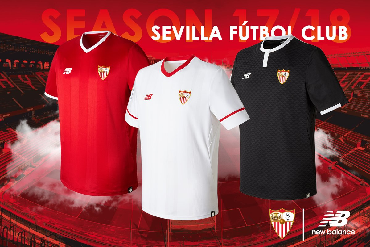 Camisetas Sevilla