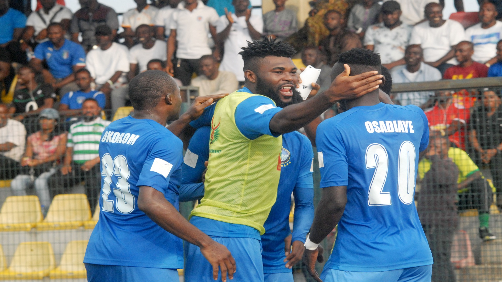 Nigeria league champions Enyimba set to add new coach to technical crew