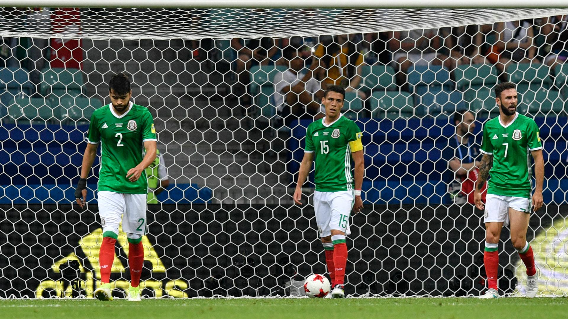 México - Alemania Copa Confederaciones