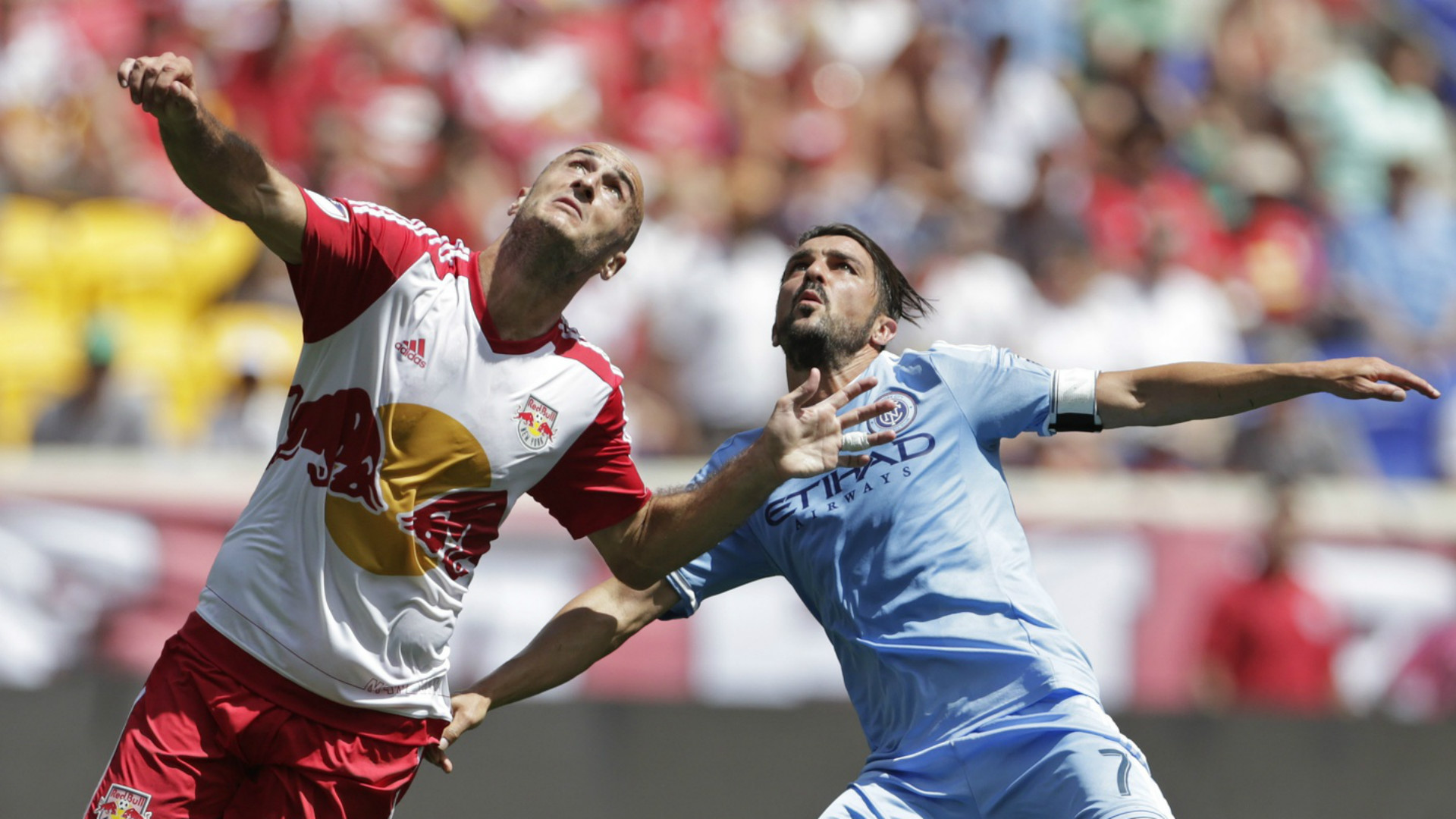 Aurelien Collin David Villa MLS 07242017