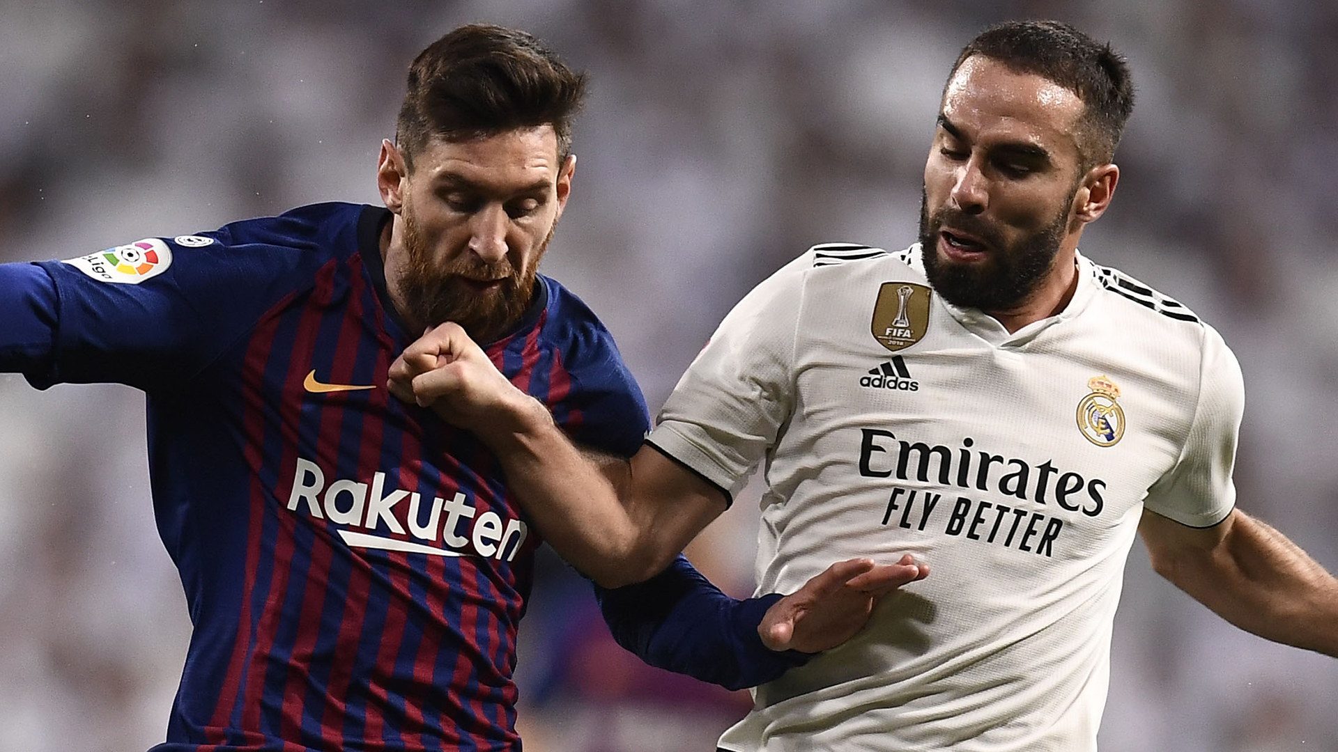 'I'd prefer if Barcelona didn't progress in the Champions League' - Carvajal hopes to see Real Madrid's arch-rivals exit Europe early