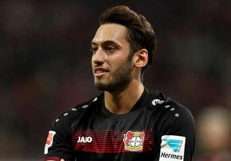 Calhanoglu waves Leverkusen wages