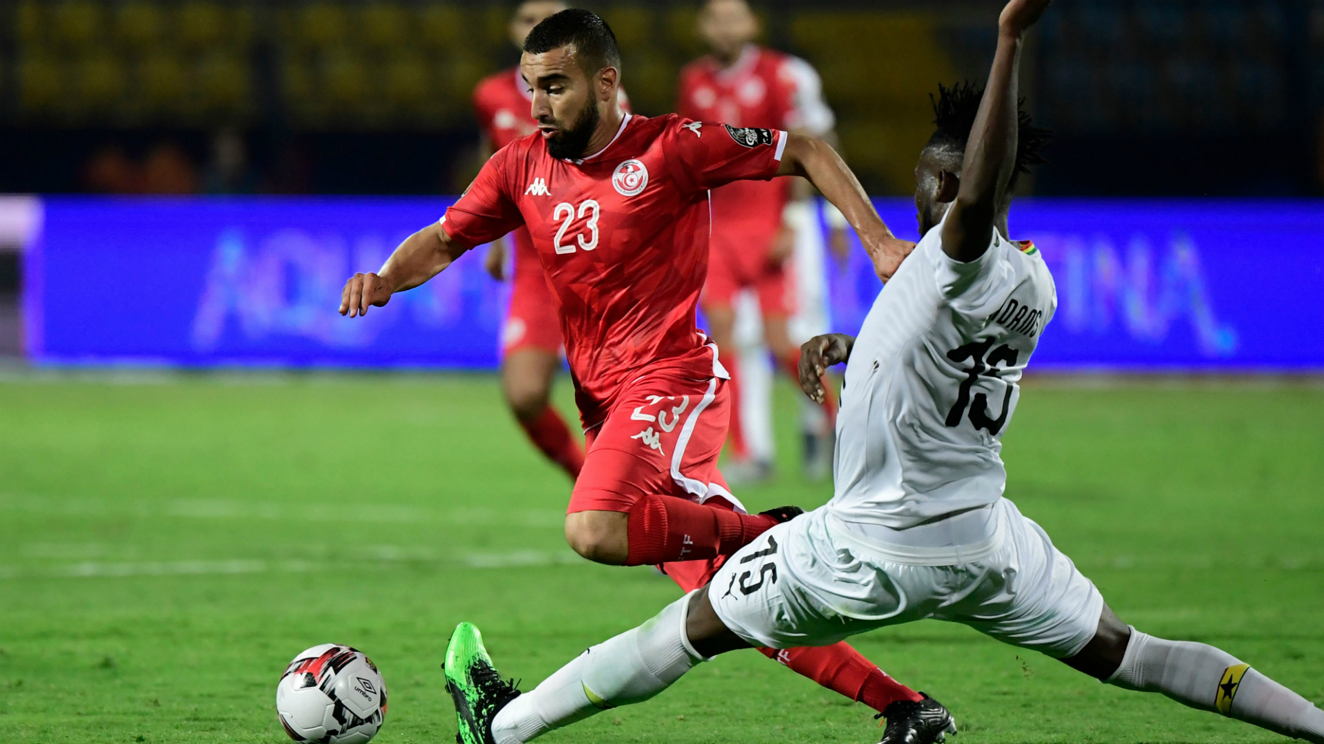 Afcon 2019: Tunisia must not get carried away by victory over Ghana - Sliti