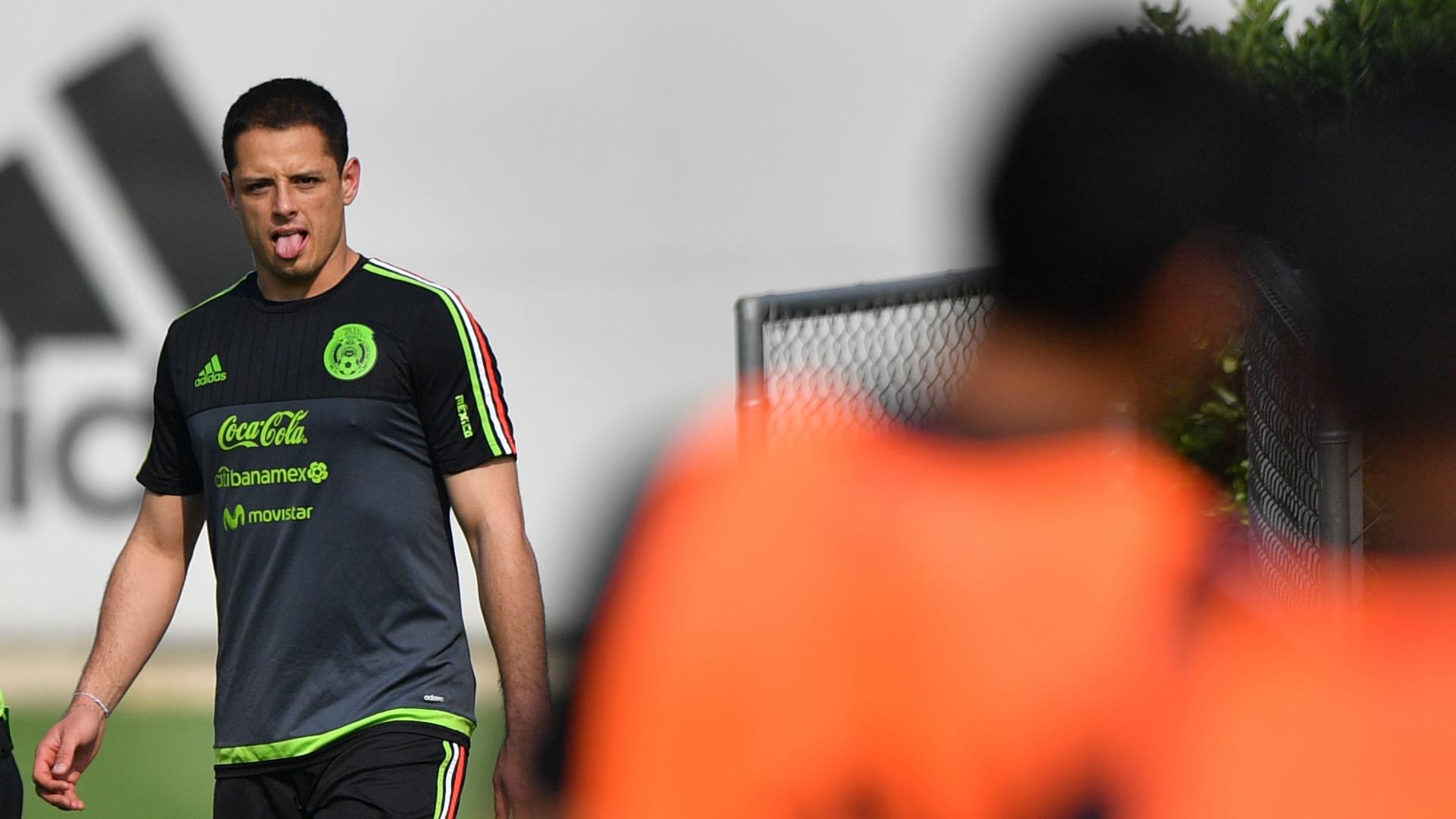 Chicharito Javier Hernandez Mexico