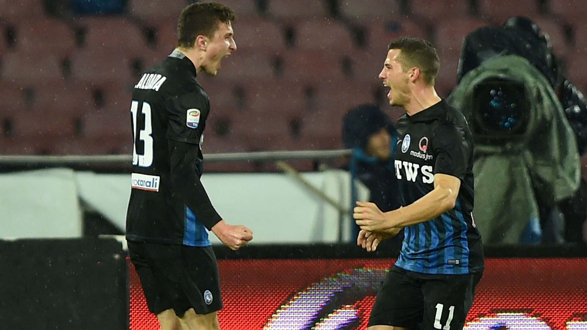 Napoli 0-2 Atalanta risultato finale: highlights e video gol