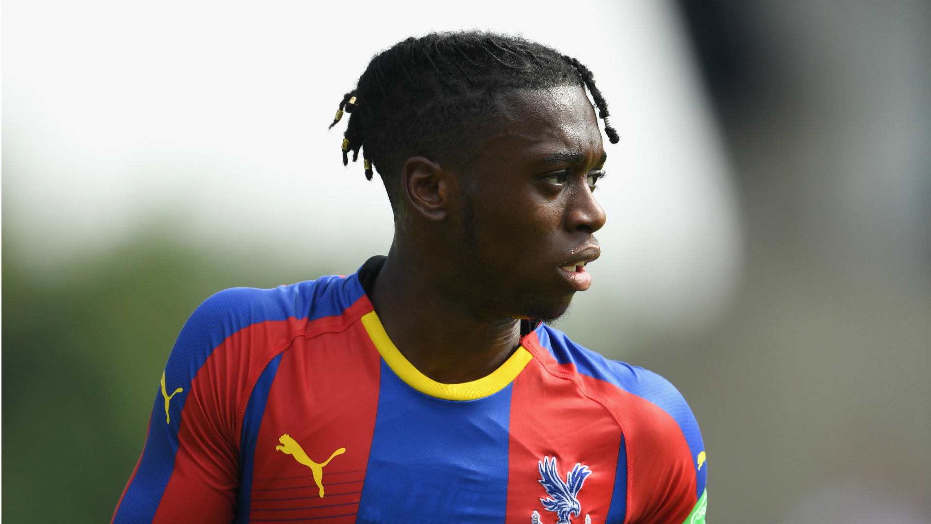 Dean Austin hopes Aaron Wan-Bissaka remains with Crystal Palace
