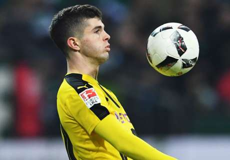 WATCH: Pulisic assists Reus