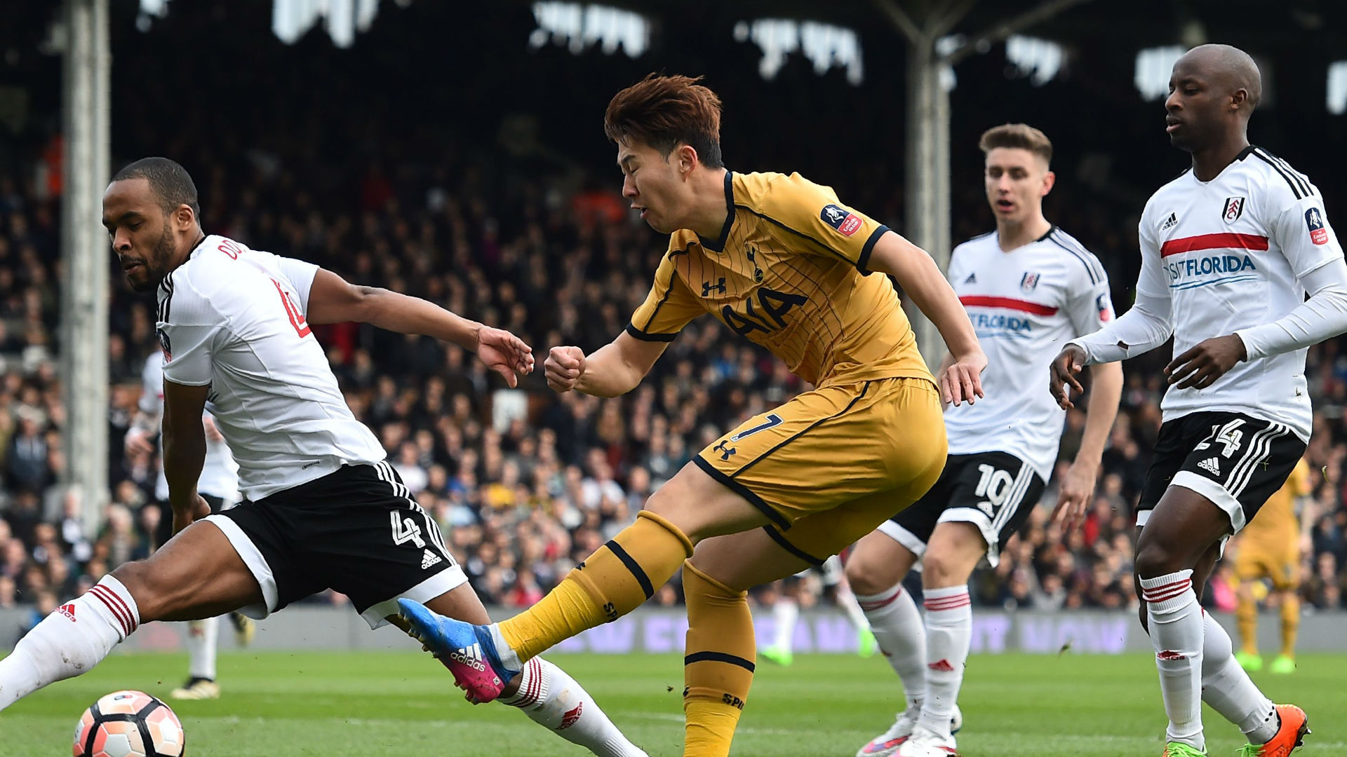 fulham vs tottenham - photo #48