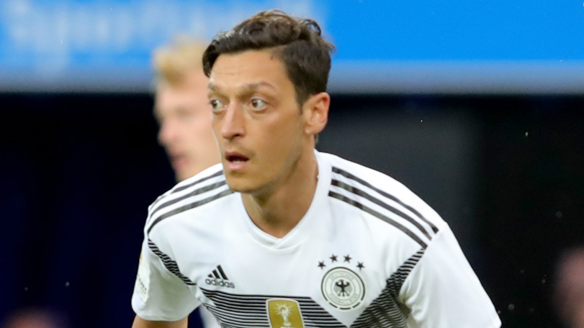 Ozil fit for start of Germany's World Cup defence after shaking off knee injury