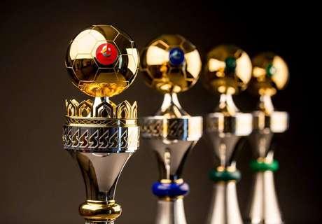 OFFICIAL : จากช่างระดับโลก! ส.บอลเปิดตัว 5 ถ้วยแชมป์ไทยลีก,เอฟเอ คัพ