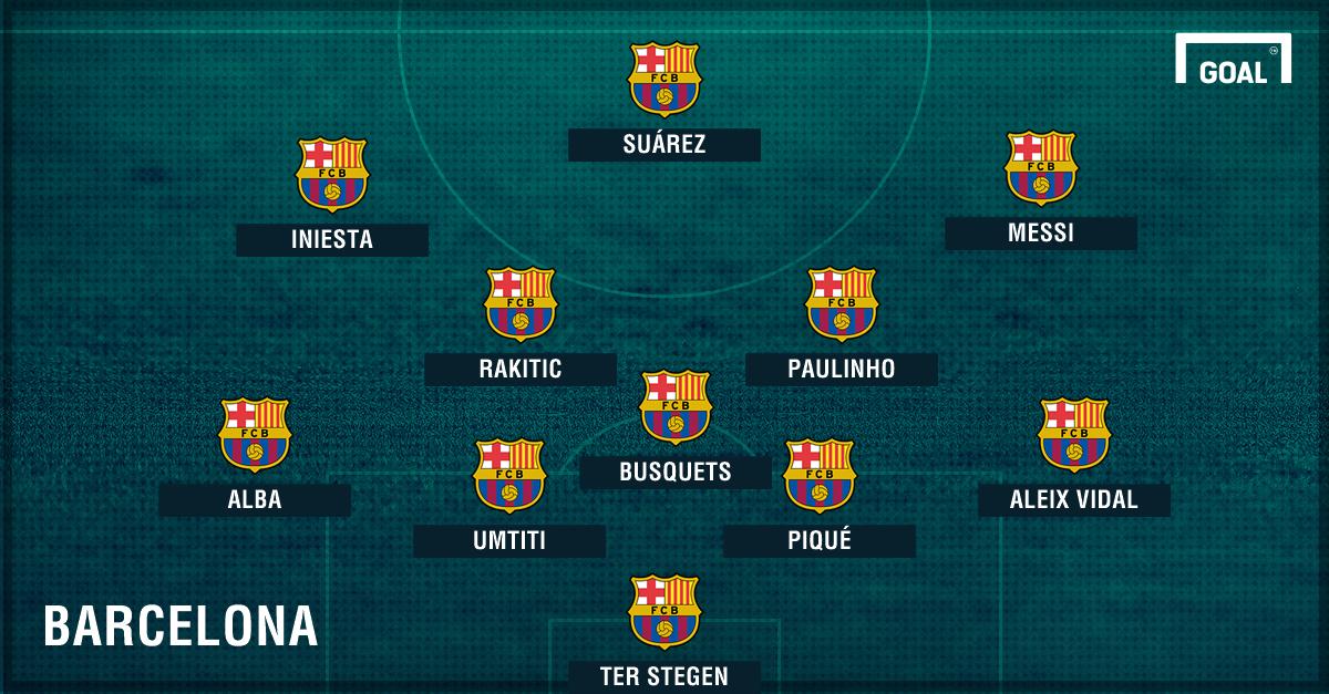 4-1-4-1 GFX Barcelona Paulinho