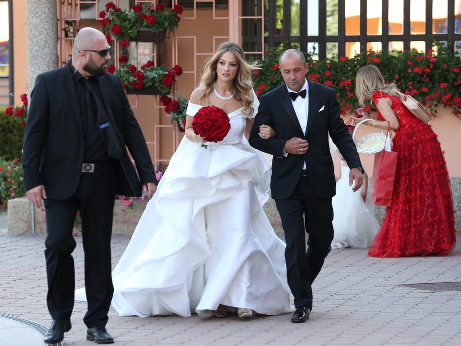 izabel andrijanic - mateo kovacic wedding - 17062017