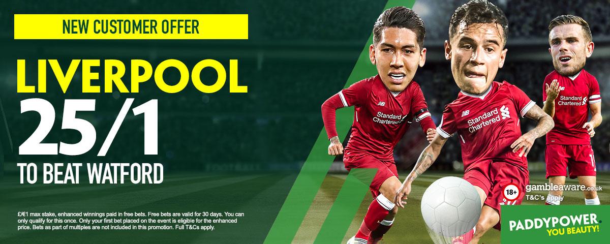 GFX Liverpool enhanced betting