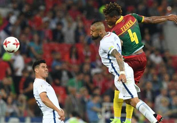 arturo-vidal-chine-cameroon-camerun-copa-confederaciones-confederations-cup-2017_1vrruhnaqy3y81giy9m4aizw2b FIFAコンフェデレーションズカップでアルトゥーロ・ビダルが魅せた!/サッカーチリ代表VSサッカードイツ代表