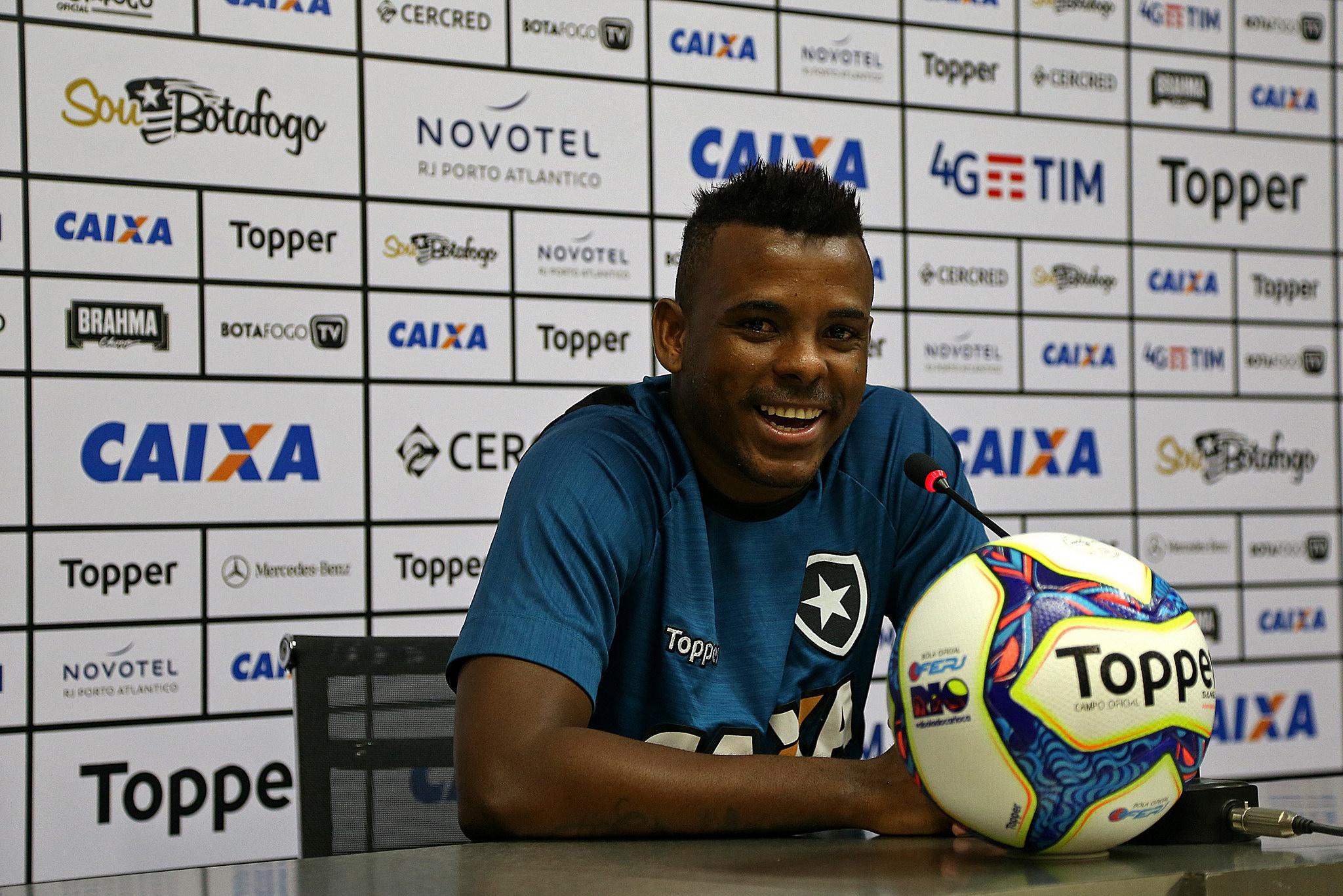 Marcos Vinicius - Botafogo