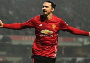 1. ZLATAN IBRAHIMOVIC | Manchester United | 15 Tore