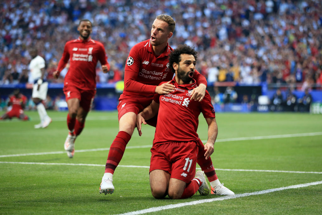 Ligue des Champions - Finale : Suivez le match Tottenham-Liverpool (0-2) en direct !
