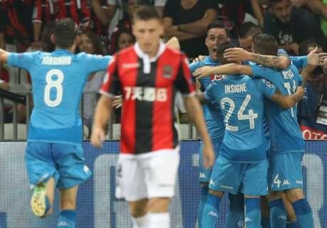 Napoli izbacio Nicu, Maribor i Sevilla u skupini LP