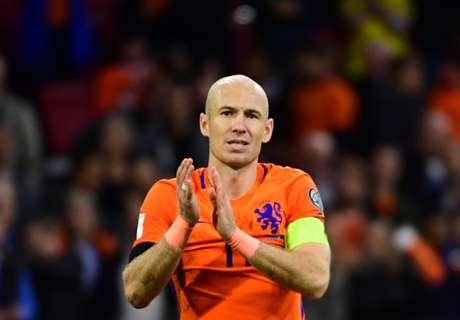 Robben se oprostio od reprezentacije